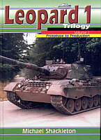 Leopard 1 Trilogy - Volume 1: Prototype to production - (Michael Shackleton) - ISBN 0-9538777-5-2