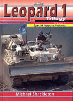 Leopard 1 Trilogy - Volume 2: Special Purpose Variants - (Michael Shackleton) - ISBN 978-0953877768